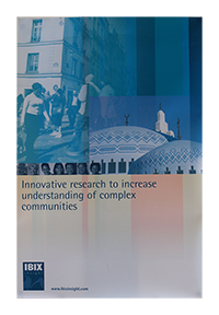 Innovative research to increase understanding of complex communities